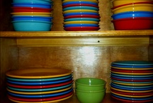Fiestaware / by Kathy Shay-Shapiro