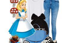 Disney inspired style