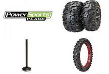 Powersports Place / the place for all things powersports, including performance and replacement parts for your ATV, UTV, dirt bike and motorcycle as well as all of the safety gear, accessories, towing equipment, oils and lubricants, tools, and implements required to fuel your passion. Seize the street. Tame the trails. Own the off road. PowerSports Place—adventure awaits.