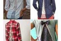 Come allargare una camicia