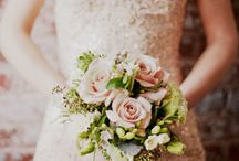 Bukiety: vintage roz / by Pretty Wedding