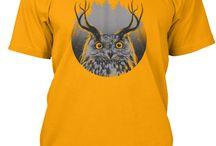 Owl Love Me Teespring