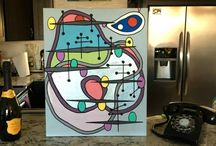 Available Paintings Direct from Jamie Roxx