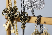 Keys...Chandeliers...Buttons ~ A Wedding it shall be  / by LaNek Sides
