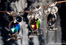 Fotografia biżuterii - SOWY / www.jaceklitwin.com