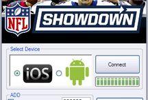 NFL Showdown Hack Générateur