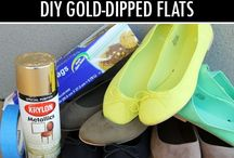 Diy shoes and
