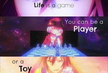 No Game No Life <:
