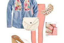 vêtements printemps