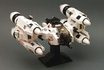 Lego Space/Mech