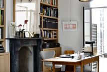 Office / Office Inspiration for the Inquistive Spirit // www.thegoodtimeshomestore.co.uk