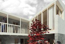 Churrasco House / Vivienda unifamiliar realizada por Soma Arquitectura ImasD en Coles, Ourense