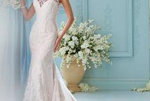 Bridal Gowns, David Tutera, Fall '16 / David Tutera's Fall '16 Wedding Gown Collection
