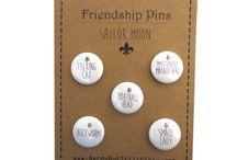 Friendship Pins / Friendship Pins