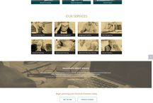 """Financial Industry"" Zeald Website Design"