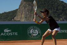 Roland Garros in Rio de Janeiro