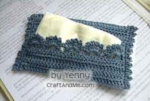 variedad a crochet