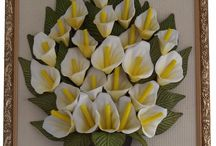 cartuchos de flores