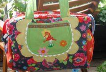 Wickeltaschen nach ihren Stoffwünschen gefertigt