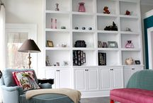 Built-Ins / Custom ideas for the home or office