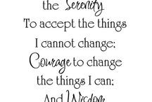 Quotes & Prayers