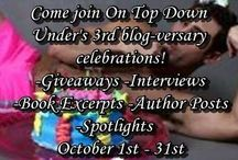 We Turn 3. Yay! Celebrations / Our 3 Year Blog Anniversary. Coming October 2015