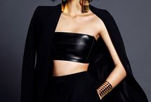 LEATHER // BLACK EDITORIAL