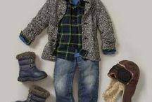 Snow winter clothes