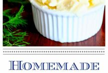 Recipes - cream