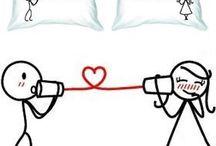 stickmen love drawings