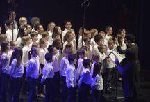 Le concert du nouvel an 2016 / Bravo aux élèves et aux professeurs du Conservatoire de Roubaix qui, une fois de plus, ont assuré le show sur la scène du Colisée. Ils ont revisité le répertoire de la chanson française de long en large! Une manière de bien débuter l'année 2016 pour les 1700 spectateurs.