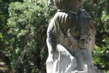 Field Trip to Union Cemetery, Redwood City