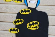 Superhero party ideas / superhero themed party ideas