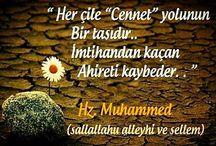 Divan 1 Hz. Muhammed (s.a.s)