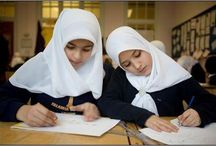 Tips for Upbringing Muslim Children in a Non-Islamic Society / Muslim children in a non-Islamic society. In addition to 'strong parent child bond' and 'parents having strong