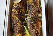 Fish / Levi Roots sea bass