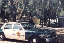 Old School Law Enforcement / by Walton County Sheriff's Office