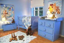 Baby Boy Room Inspiration
