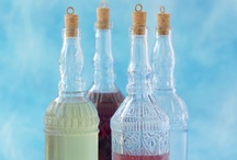 Lovely Liqueurs & Special Occasion Drinks / Home-made liqueurs and mixed drinks with a difference