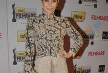 Gehna on the Red Carpet