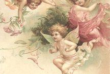 Angeli del paradiso