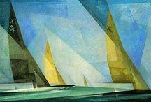 Sailing paintings / Paintings