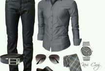 wardrobe for man