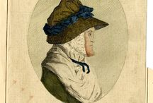 18th c. Older Women / by Kate {Beatriz Aluares}