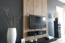 Tv Wall Ideas Living Room
