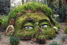 gardens/fairy gardens