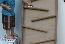 Children's Home made activities