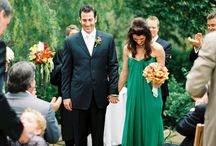 Summer wedding in the mountains / Wedding fever / by Melissa North