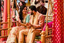Indian Wedding Couples