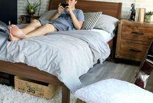 Zain bedroom